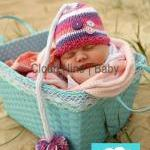 Your choice of 3 Baby Knitting Patt..
