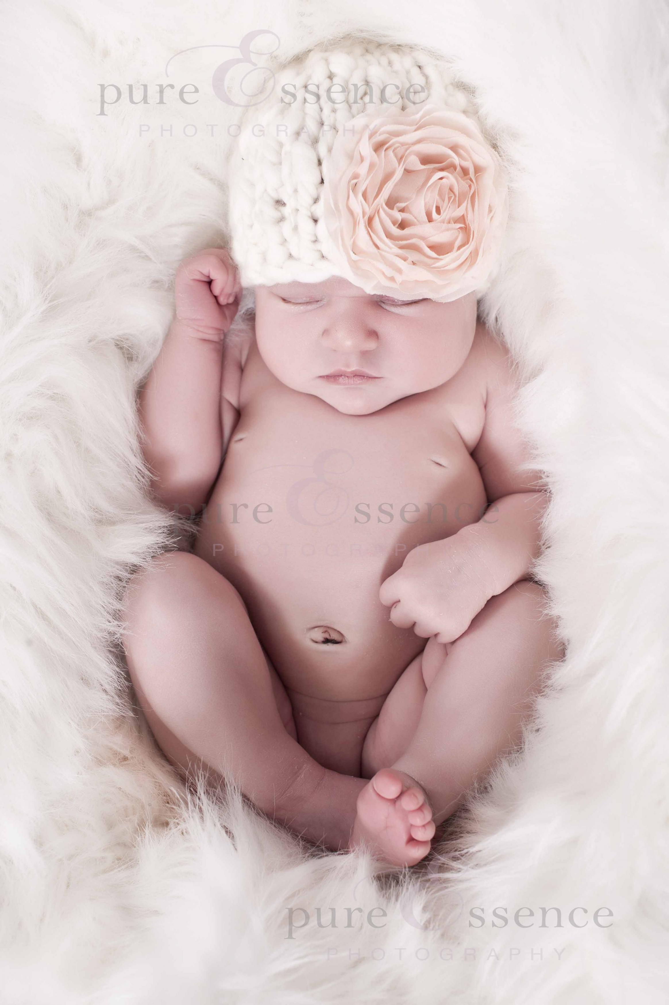 Famous Baby Knit Hats Patterns Gift - Sewing Pattern for Wedding ...